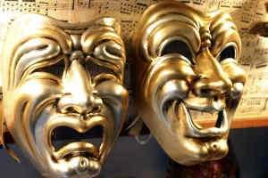 Drama and Theatre Masks
