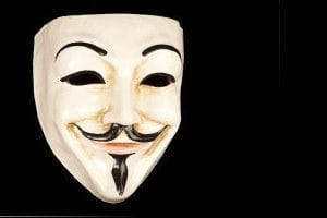 Vendatta Guy Fawkes Masks