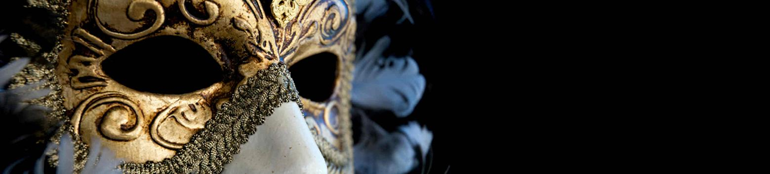 Venetian Masks By Character