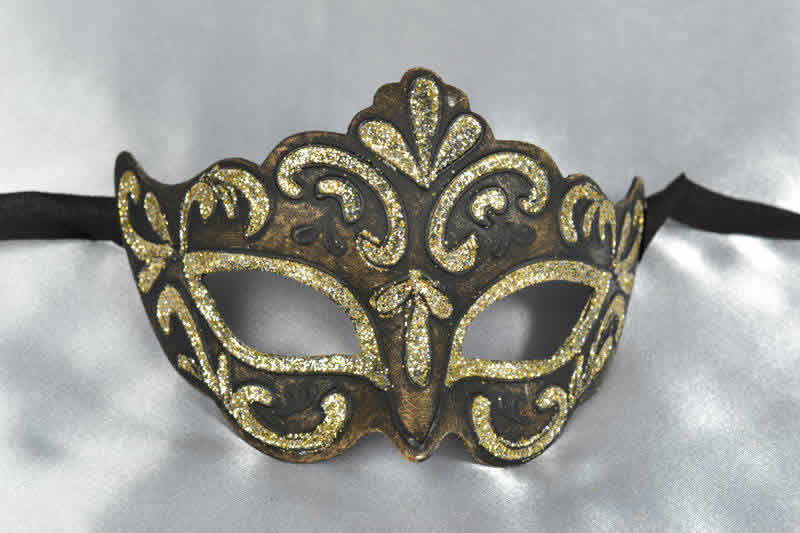 Colombina Princess Venetian Masquerade Ball Mask for Women