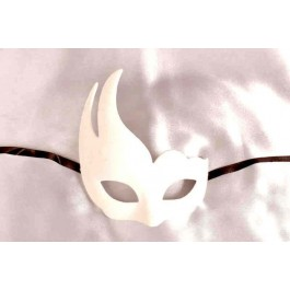 blank childrens masquerade masks to decorate