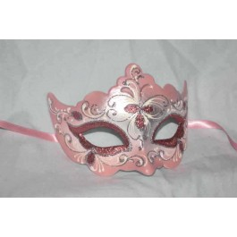 pink Ladies Ball Mask - Giglio