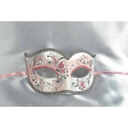 Pink carnival mask - Semplice