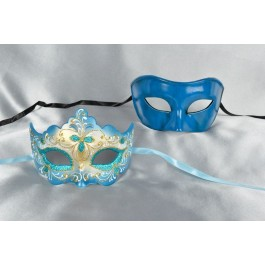 Colo Giglio Fiore - His and Hers Masks for a Masked Ball