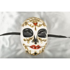 Volto Morte - Day of the Dead Mask for Halloween
