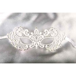 Fifty Shades Mask in white