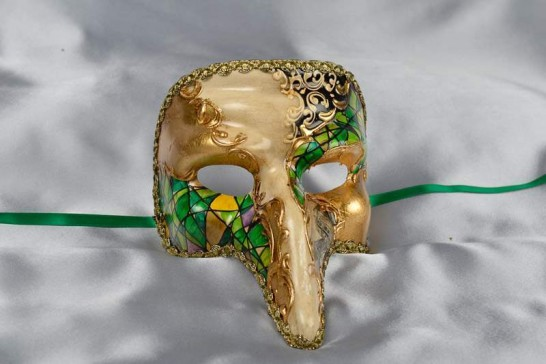 green capitano nose mask