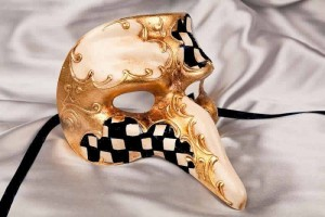 black snub nose mask - Capitano