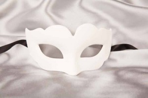 Blank Masks to Decorate - Childs mask