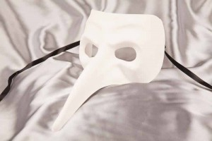 Blank Masks to Decorate - Nasone Nose