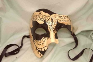 Dark Knight Fantasma phantom Halloween mask