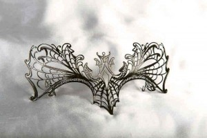 Masquerade masks for glasses Ragentella