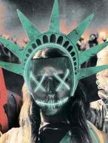 Statue of Liberty Purge Movie Mask