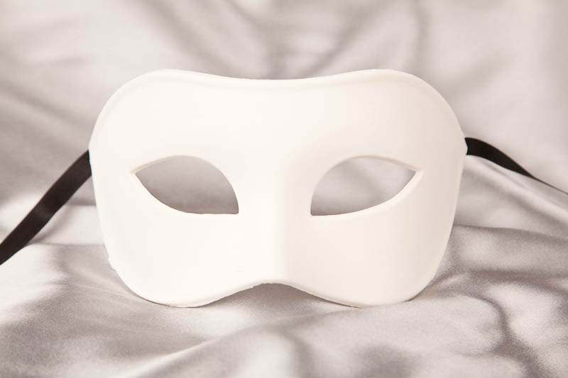 Blank Masks to Decorate